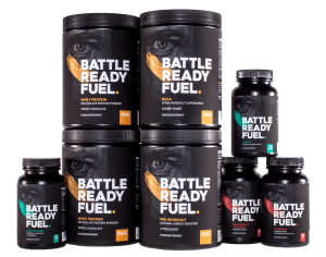 Battle Ready Fuel