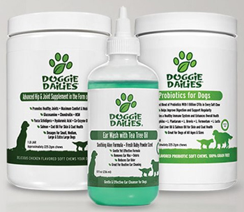 Doggie Dailies product