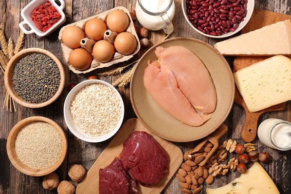 Protein: how much you really need